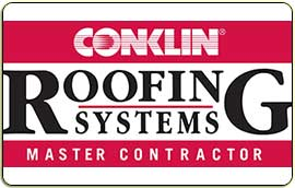 Conklin Roofing Systems in New Waverly, Texas